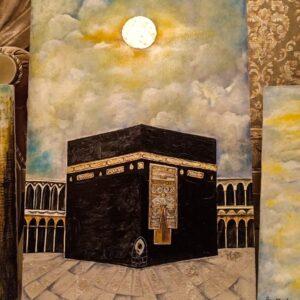 Holy Kaaba Dubai